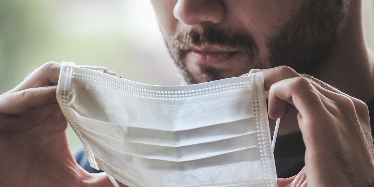 Corona riskine dikkat! Erkeklere sakal, bıyık ve burun kılı uyarısı -  Sağlık son dakika haberler