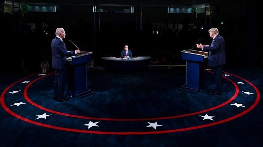 Trump ve Biden, canlı yayında seçmenlerin sorularını yanıtlayacak