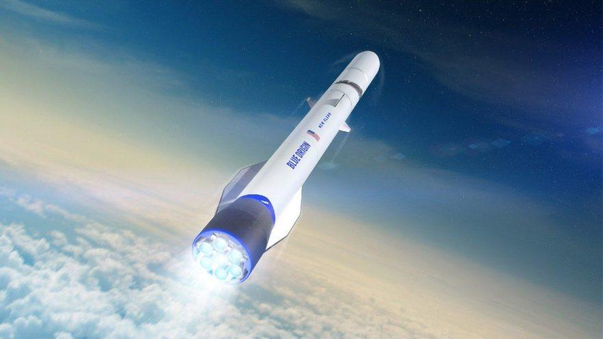 Bezos uzay turizmi denemelerine başlıyor