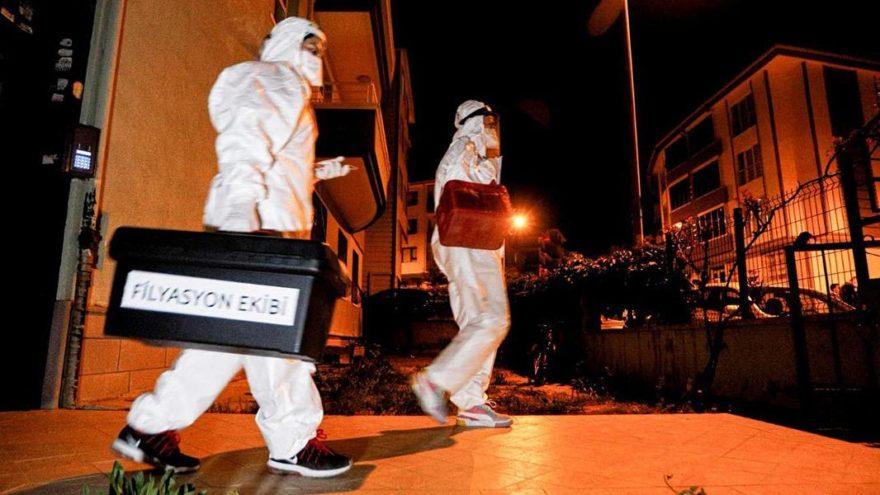 Bilim Kurulu Üyesi: Ankara'da temaslı taraması ve izolasyon vaka sayılarını düşürdü