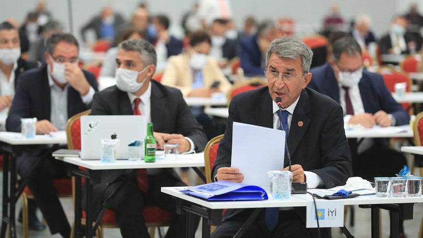 İBB'nin 3 kez mühürlediği inşaat ile ilgili önerge reddedildi