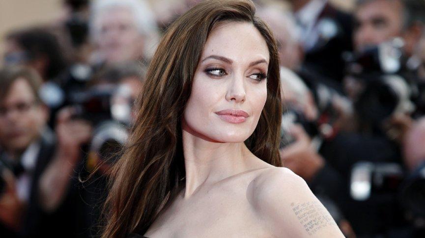 Angelina Jolie'nin gizli projesi