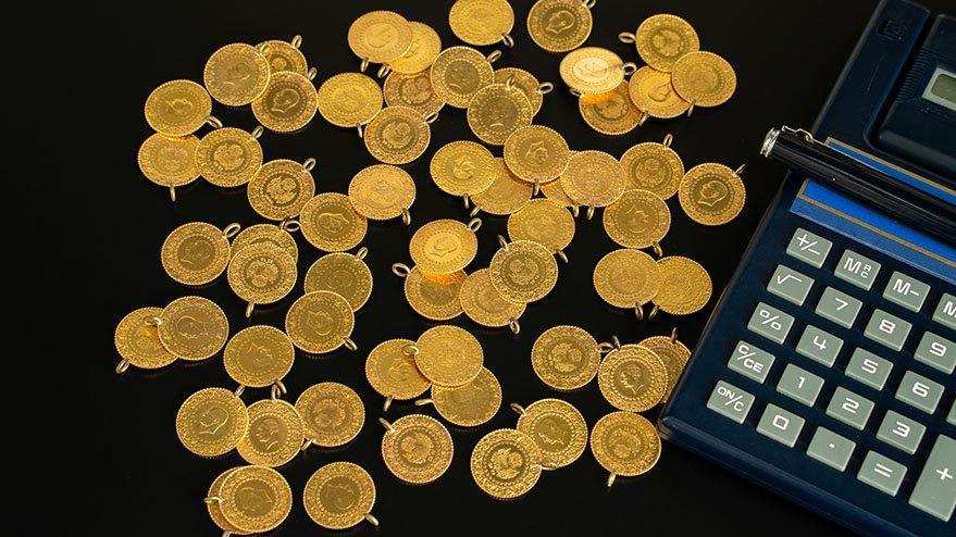 Altın fiyatları güne yükselişle başladı! Gram altın 487 lira oldu