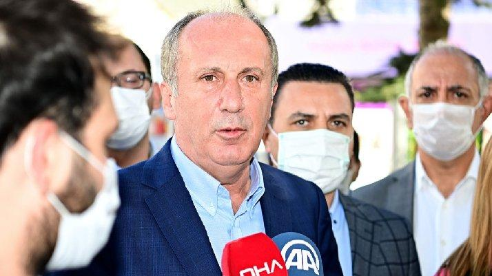 CHP'li İnce'den Bahçeli'nin askıda ekmek açıklamasına tepki...