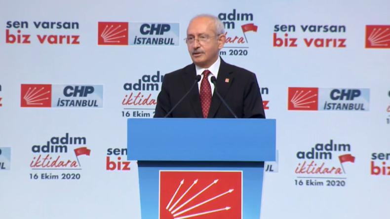 Kılıçdaroğlu'ndan AYM kararını uygulamayan mahkemeye sert tepki