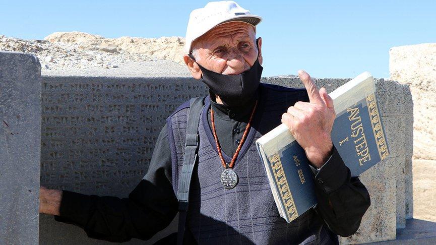 Dünyada Urartuca bilen 7 kişiden biri, işini bırakıyor