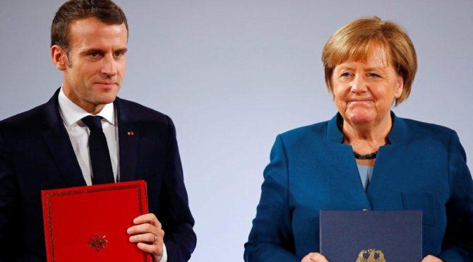 Son dakika… AB zirvesinde Macron ve Merkel'den Türkiye açıklaması - Son dakika dünya haberleri
