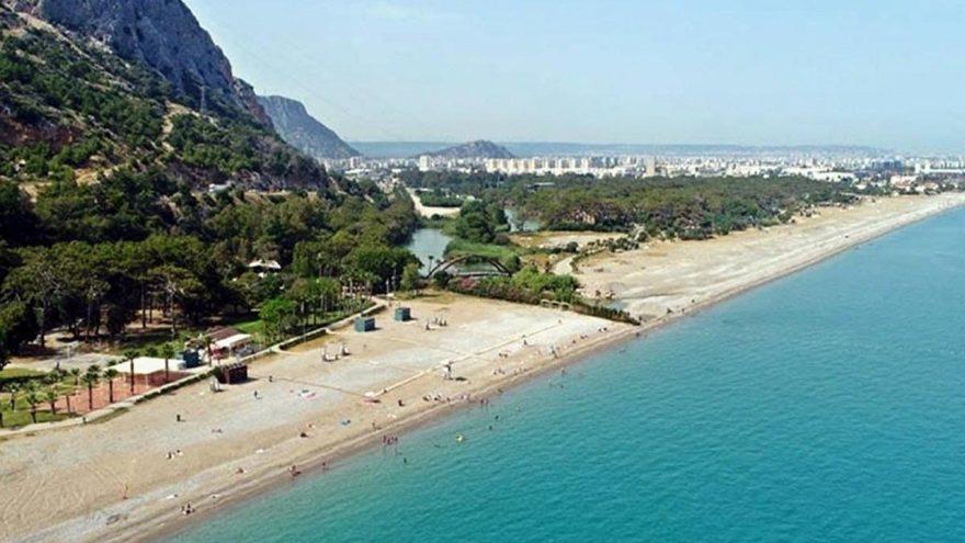 Bakanlıktan mavi bayraklı plaja akaryakıt iskelesi