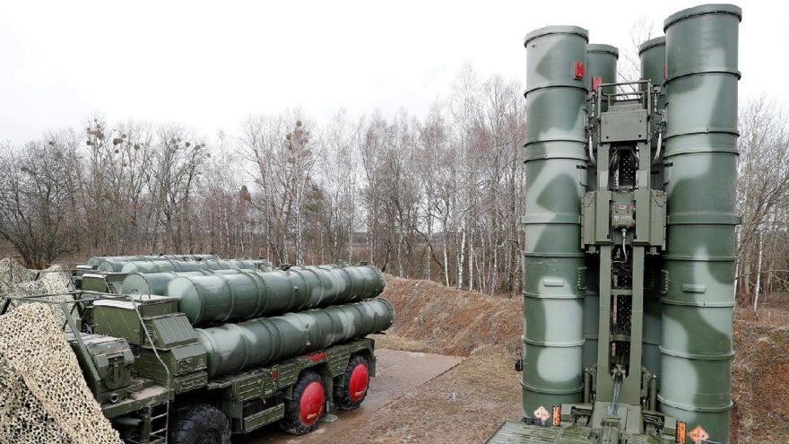 Reuters: Türkiye Karadeniz'de S-400'leri test etti! İlk füze atıldı