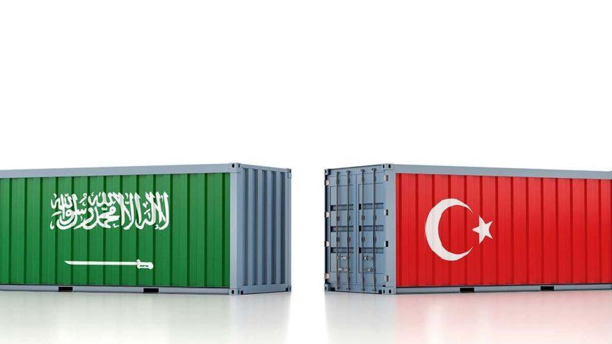 Suudi Arabistan ticaretimizi önlüyor
