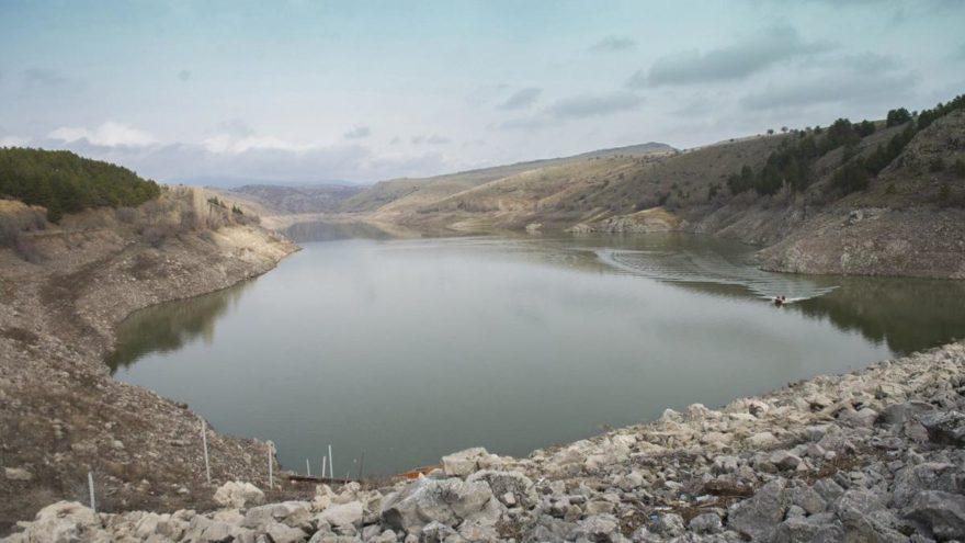 Ankaralılara su tasarruf çağrısı: Barajların doluluk oranı yüzde 26,19