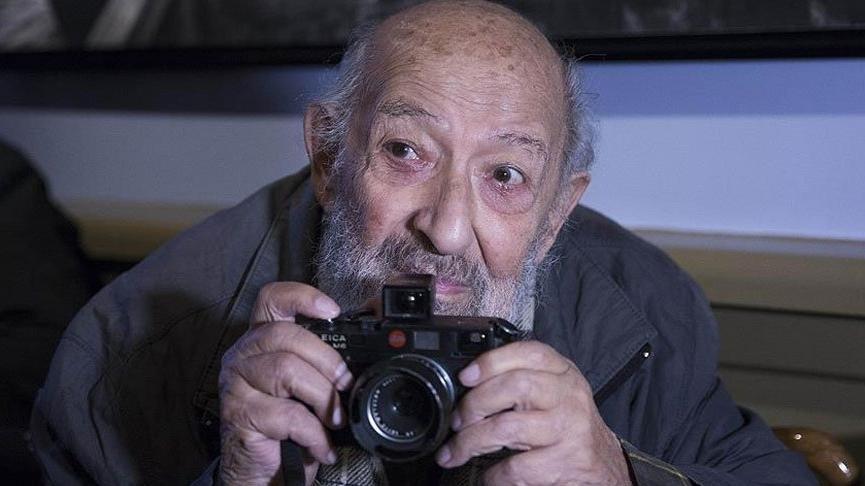 Ara Güler, vefatının ikinci yılında anıldı