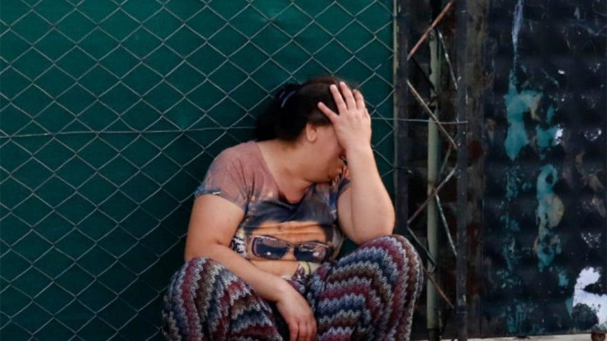 Babasının temizlediği tüfek ateş aldı, 2 aylık Kumsal bebek öldü