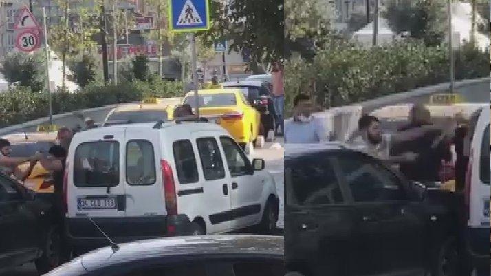 İstanbul'da taksici dehşetinde 3 kişi ölmüştü... Yeni görüntüler ortaya çıktı