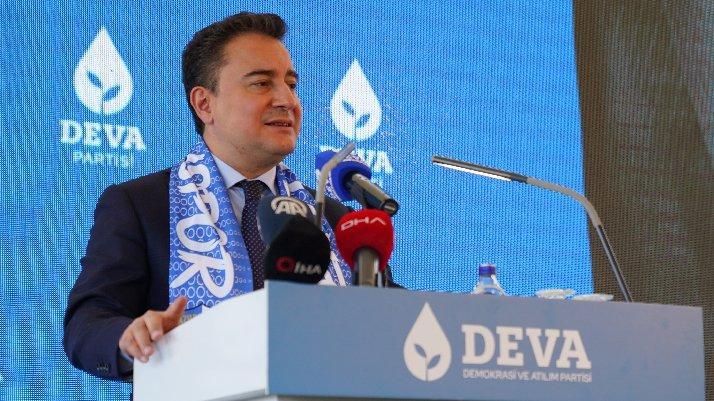 Ali Babacan'dan MHP'ye 'askı' eleştirisi...