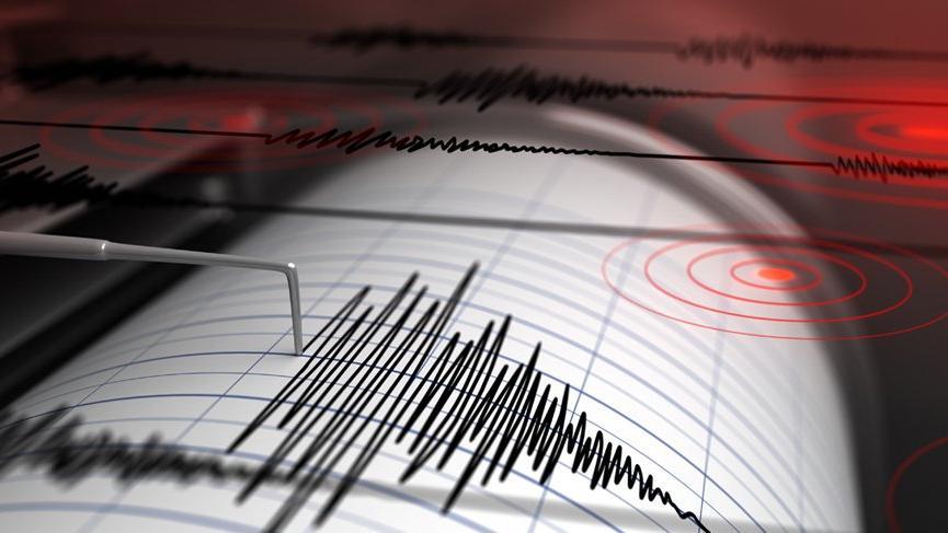 Ege Denizi'nde 3.9 büyüklüğünde deprem (Son depremler)