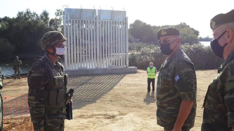 Yunanistan sınıra çit yapımına başladı