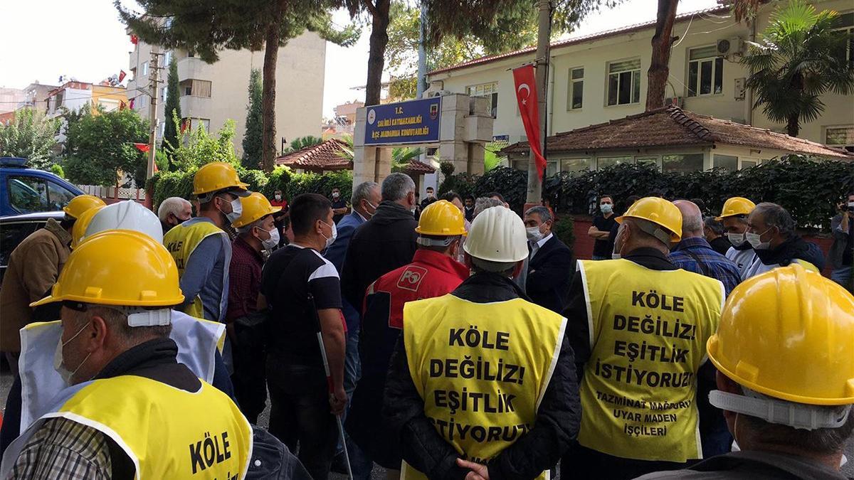Gözaltına alınan Somalı madenciler serbest bırakıldı