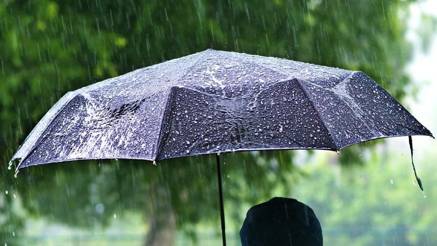 Dokuz kent için kuvvetli yağış uyarısı