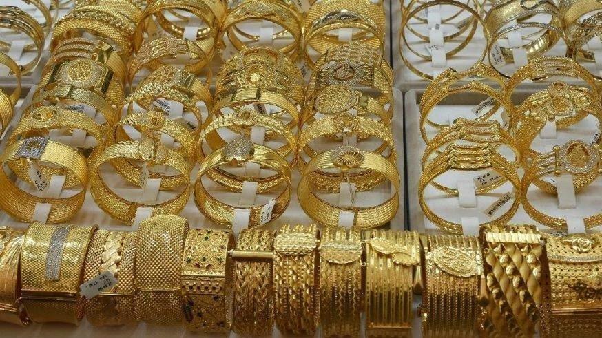Altın fiyatları ne kadar oldu? Gram altın fiyatı 484 lira!