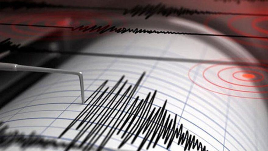 Ege'de korkutan deprem! Çanakkale kıyılarında hissedildi