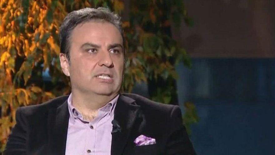 Gazeteci Gürkan Hacır corona virüsüne yakalandı
