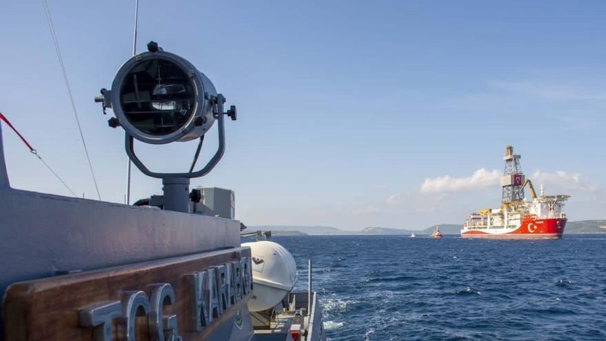 Kanuni sondaj gemisi göreve başladı