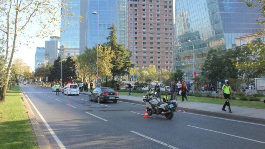 Abdullah Gül'ün koruması kaza yaptı: 1 ölü