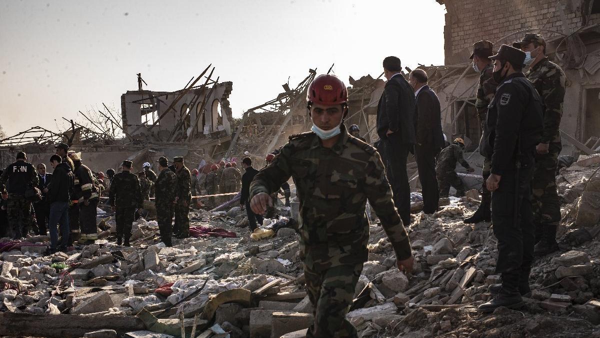 Ateşkesten saatler sonra Ermenistan yine sivillere saldırdı