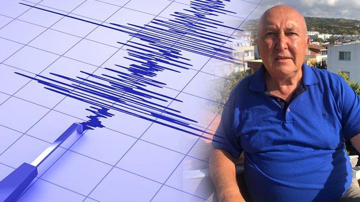 Ahmet Ercan'dan korkutan açıklama: Ege Denizi'nde 7 büyüklüğünde deprem hazırlığı var
