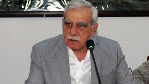 'Kobani' soruşturmasında ifadesi alınan Ahmet Türk, serbest bırakıldı