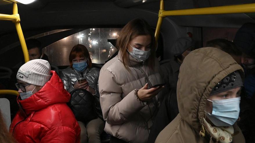 Rusya'da corona virüsü rekoru: En yüksek vaka sayısı açıklandı