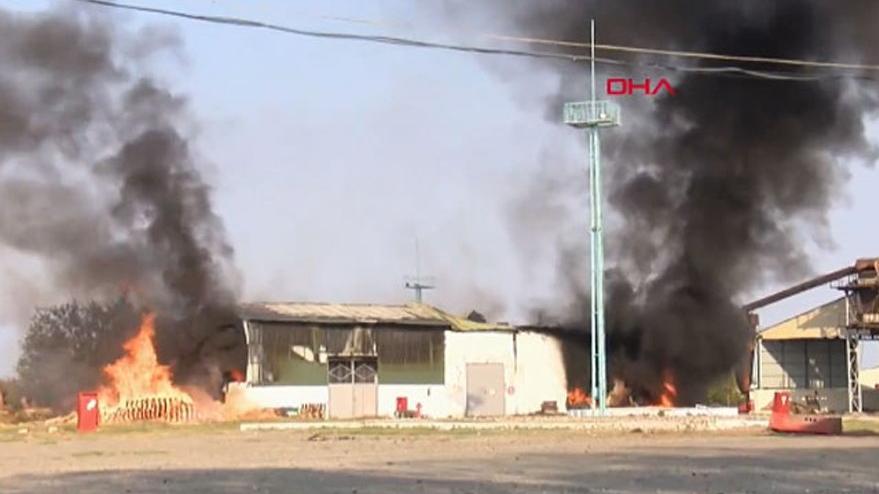 Ermenistan ordusu Azerbaycan'ı vurdu