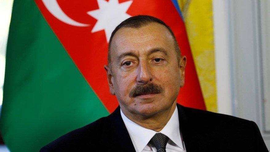 Azerbaycan Cumhurbaşkanı Aliyev: Ermenistan yönetimi aklını kaybetmiş
