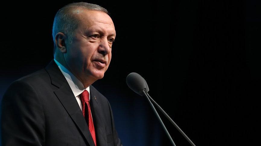 Erdoğan'dan yüz yüze eğitim ve yerli corona virüsü aşısı açıklaması