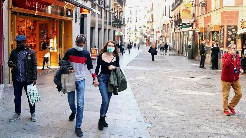 İspanya'da vaka sayısı 1 milyonu aştı: Çok zor haftalar geliyor