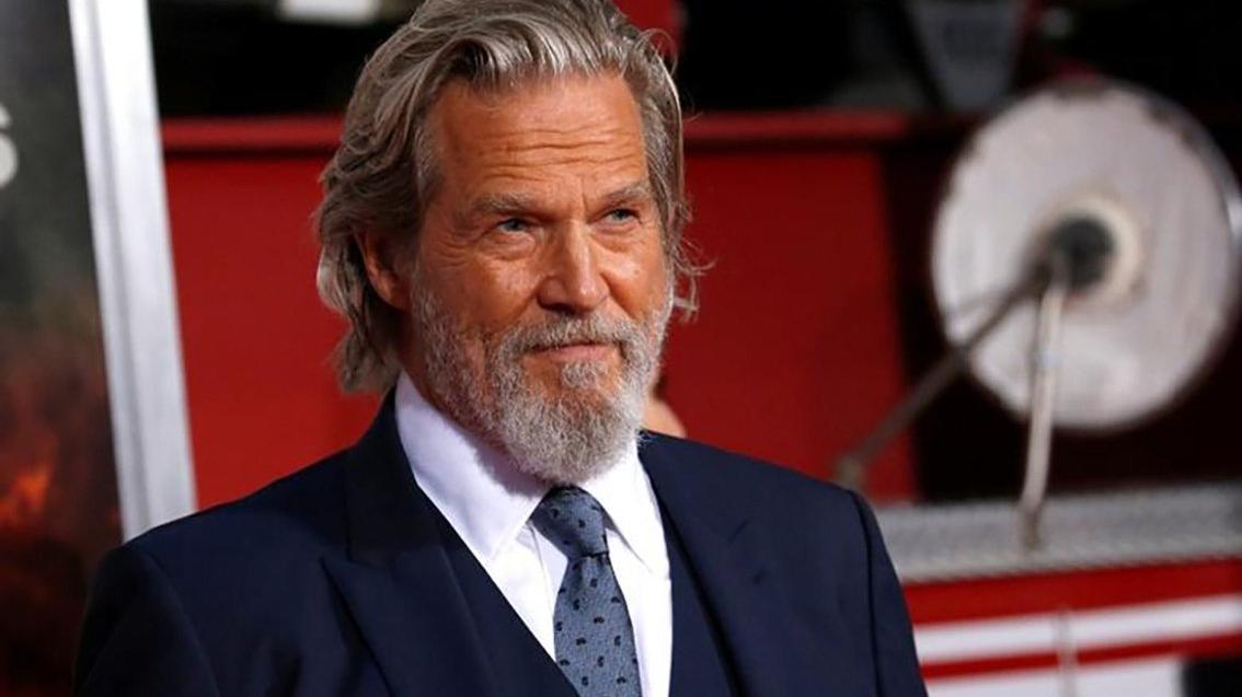 Oscar ödüllü oyuncu Jeff Bridges lenf kanserine yakalandı