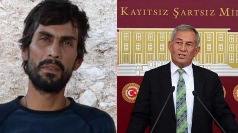 Sağ ele geçirilen terörist eski HDP'li vekilin oğlu çıktı