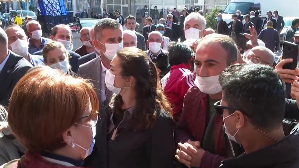 Esnafın Akşener'e askıda ekmek isyanı: Bizim canımızla dalga geçiyorlar
