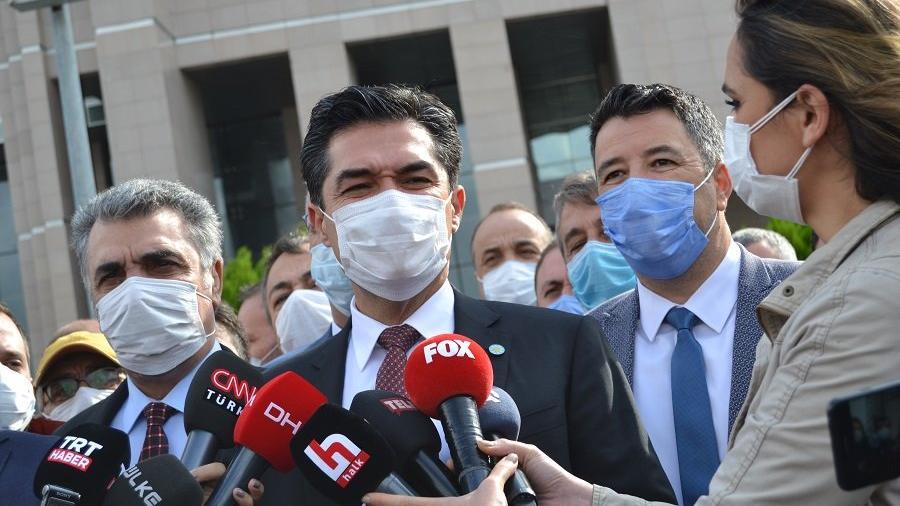İYİ Parti'de 'FETÖ'cü' tartışması! Suç duyurusunda bulundu...