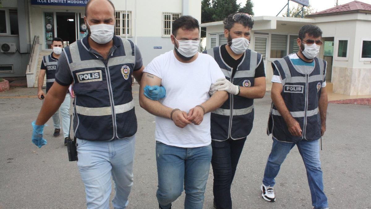 'Namlı dolandırıcı' bu kez polisten kaçamadı