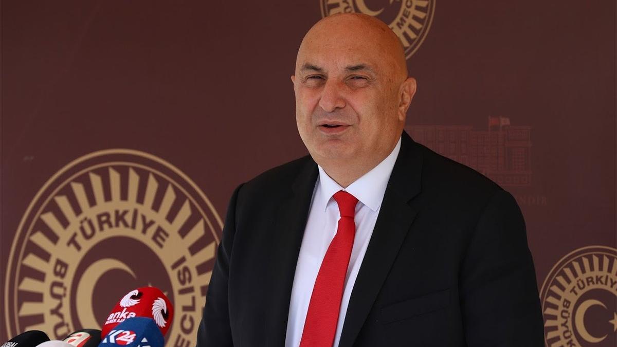 CHP'li Özkoç'tan anket açıklaması