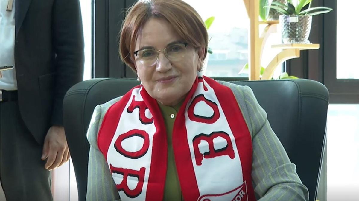 Akşener'den erken seçim açıklaması: Kılıçdaroğlu doğru yere ateş etti