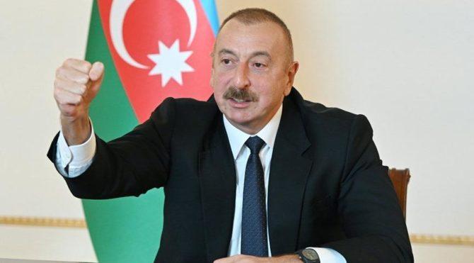 Son dakika… Aliyev önemli gelişmeyi duyurdu: Sınırda tam kontrol sağlandı