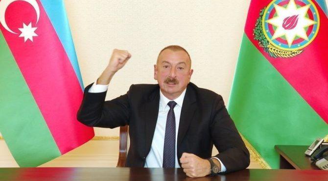 Son dakika… Aliyev'den barış gücü çağrısı