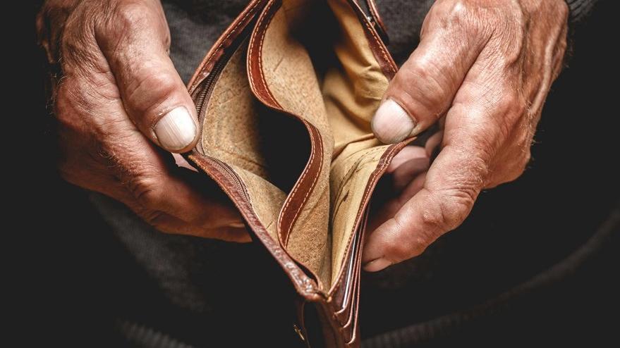 2.6 milyon emekli 763 liraya mahkum