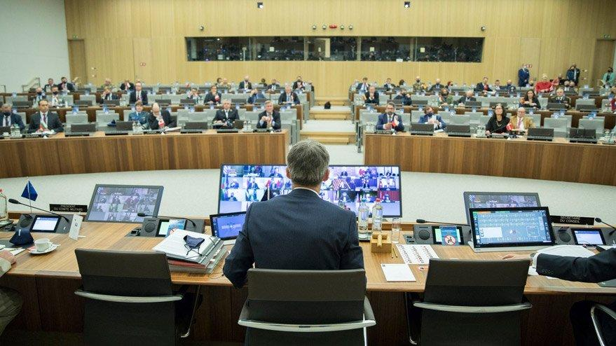 NATO'da kritik toplantı sonrası dayanışma mesajı