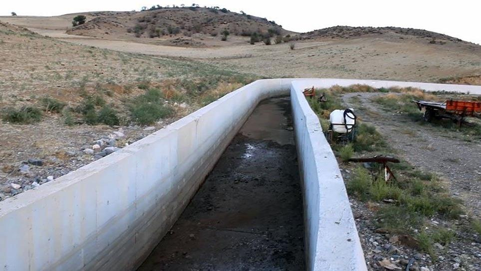 40 milyonluk sulama projesi 9 yılda bitirilemedi