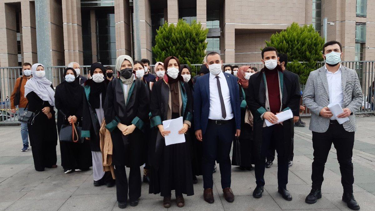 'Fatih'i Suriyelilere bırakmayacağız' pankartına suç duyurusu