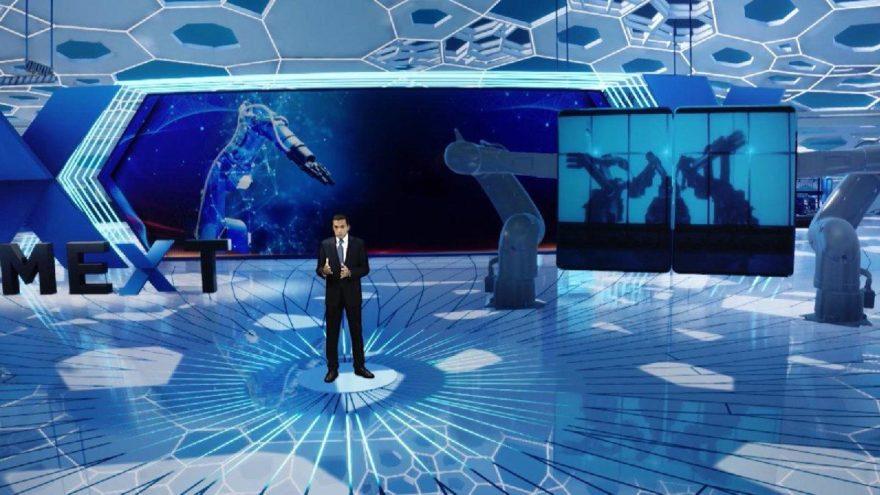 MESS teknoloji merkezi MEXT'in dünya lansmanını gerçekleştirdi